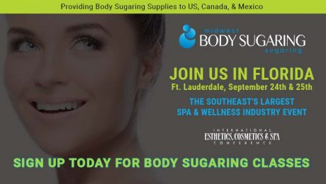 body sugaring traning classes ft lauderdal florida